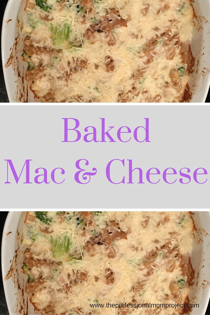 Baked Mac and Cheese