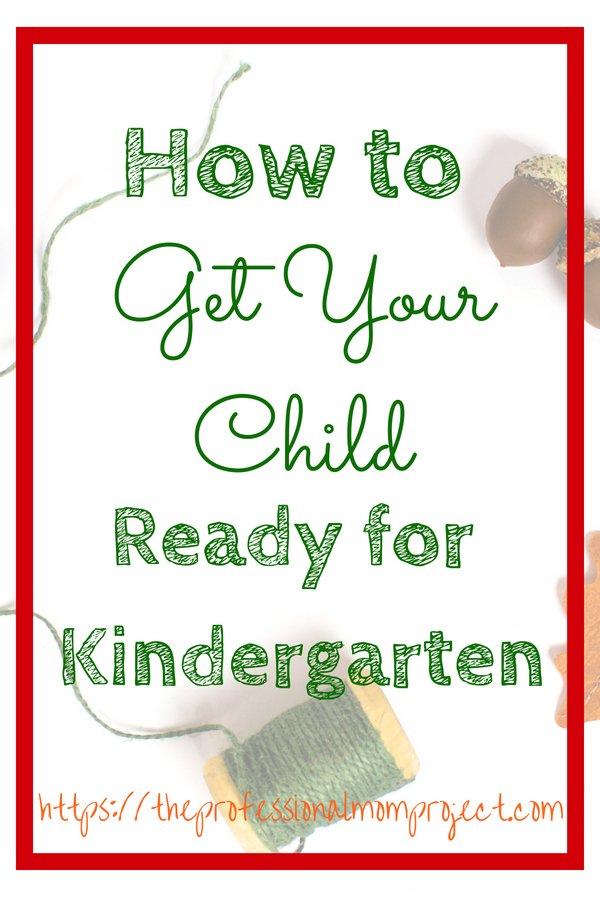 Is Your Child Ready For Kindergarten >> How To Help Your Preschooler Transition To Kindergarten