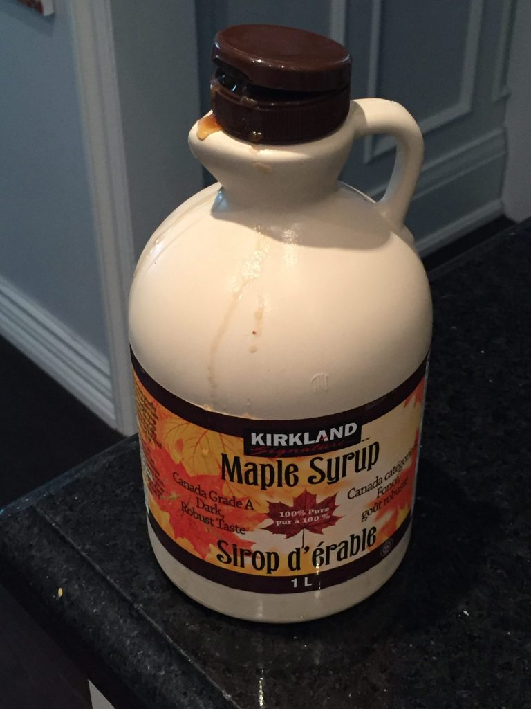 maple syrup one of the best healthy buys at costco