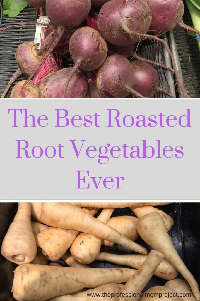 Looking for an awesome side dish? Check out this recipe for the Best Roasted Root Vegetables Ever from The Professional Mom Project. This side dish is healthy, satisfying and completely vegan and gluten free.