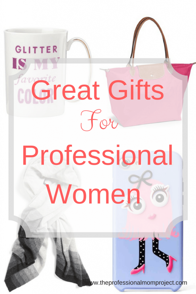 Perfect for the holidays, mother's day or just because - some fantastic gifts for professional women
