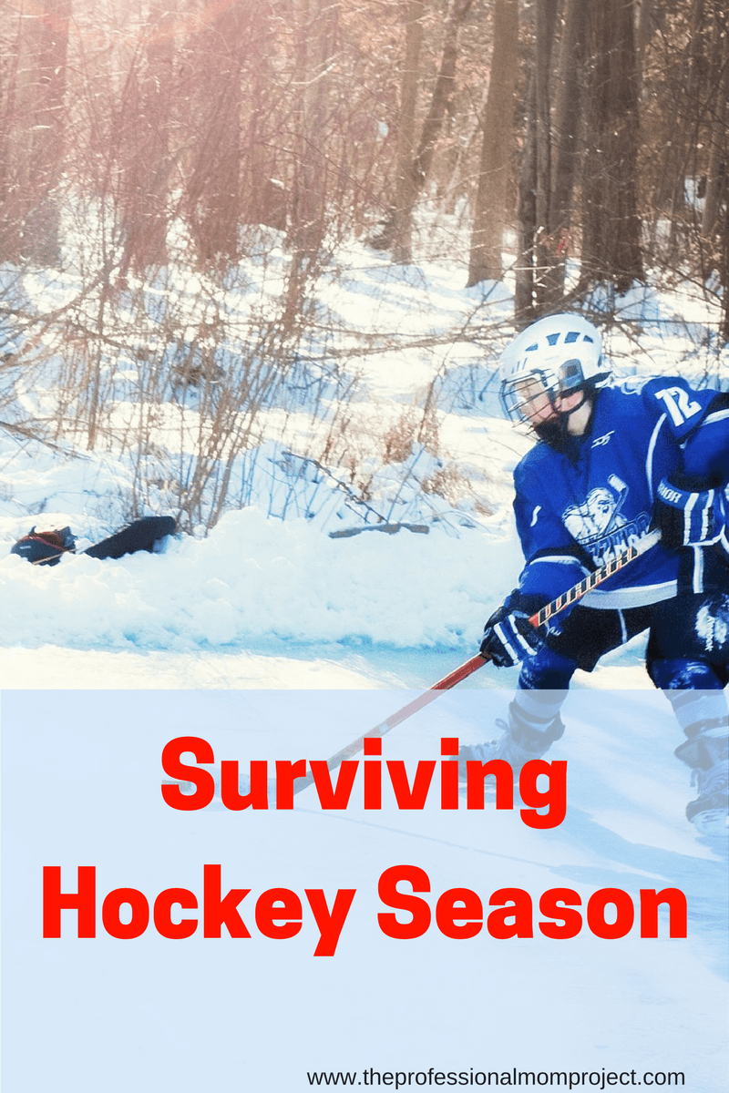 Surviving Hockey Season