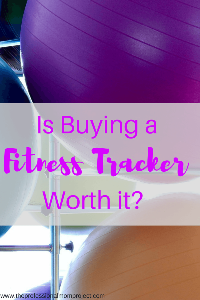 Is buying a fitbit or other fitness tracker worth it? Do they help you reach your fitness goals, stay healthy and get into shape? Check out my review on The Professional Mom Project