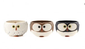 Cute owl mugs
