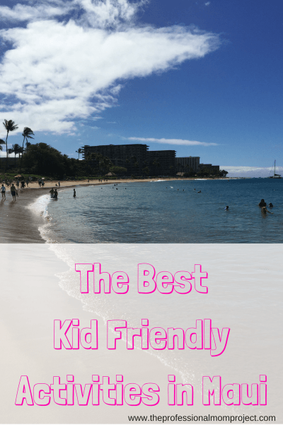 Top 7 Fun and Kid Friendly Activities in Maui